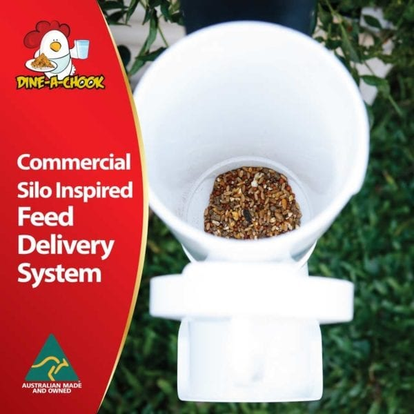 Silo Inspired Feed System